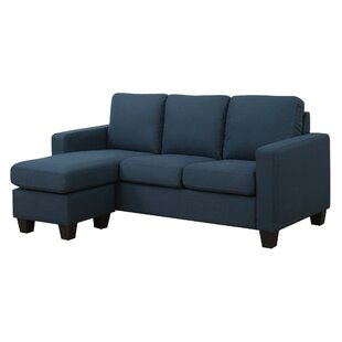 Rickmansworth Reversible Sectional by Winston Porter Discount