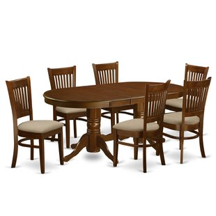 Rockdale 7 Piece Dining Set  sc 1 st  Wayfair & 7 Piece Kitchen \u0026 Dining Room Sets You\u0027ll Love | Wayfair