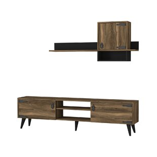 Melinda Entertainment Unit For TVs Up To 65