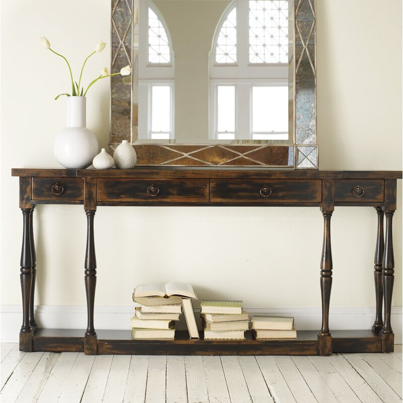 ccbc168eebaaaa Hooker Furniture Sanctuary Console Table & Reviews   Wayfair