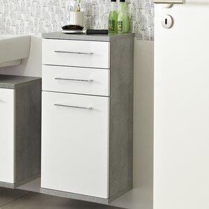 35 x 80 cm Wäscheschrank Fresh Line Grey von Pelipal
