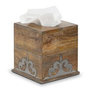 Heritage Tissue Box Cover