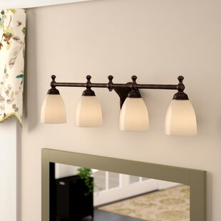 Charlton Home Broadlands 4-Light Vanity Light