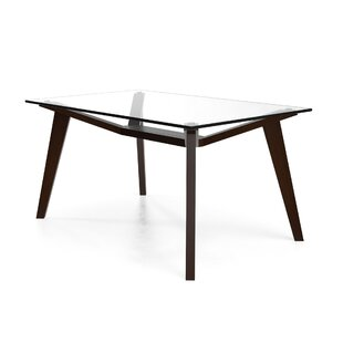 Lavinia Solid Wood Dining Table Aeon Furniture