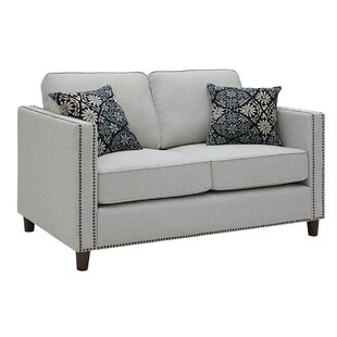 Shop For Burlington Loveseat by Alcott Hill Reviews (2019) & Buyer's Guide