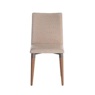 Tasker Upholstered Dining Chair (Set of 2..