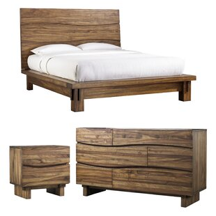 Hiram Platform Configurable Bedroom Set by Mistana Best Design