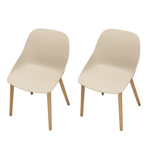Sanor Beechwood Dining Chair (Set of 2) b..