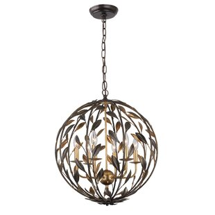 Willa Arlo Interiors Rochelle 6-Light Cha..