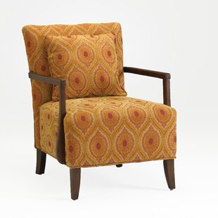 Muriel Armchair By World Menagerie