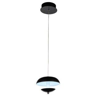 CWI Lighting Aviva 1-Light LED Novelty Pendant