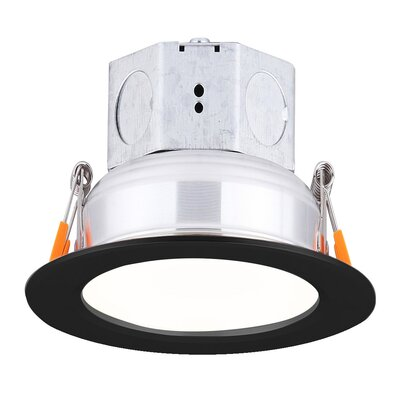 Amax Lighting LED-SR4P-BLK