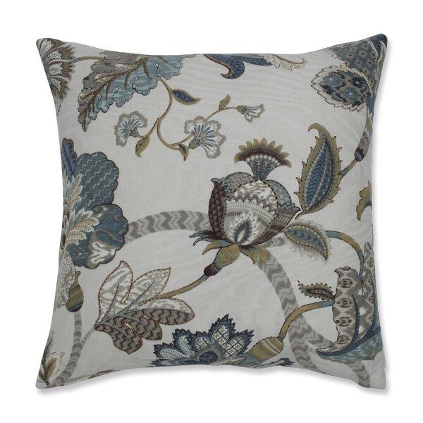 Andover Mills Polla Cotton Floral Throw Pillow Reviews Wayfair Ca