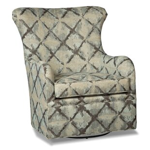 Norwood Swivel Armchair by Fairfield Chair