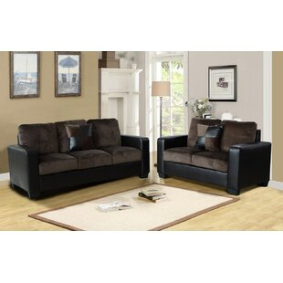 Clove 2 Piece Living Room Set ..