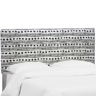 Ivy Bronx Dillon Upholstered Panel Headboard