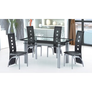 5 Piece Dining Set by Best Qua..