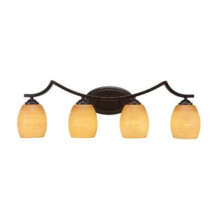 Red Barrel Studio Couto 4-Light Vanity Light