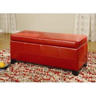 Red Barrel Studio West Seattle Upholstered Storage Bench