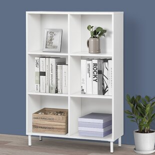 Uriegas Cube Bookcase by Latitude Run