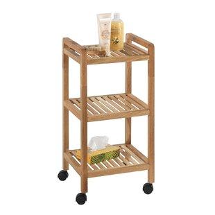 Review Maegan 35 X 72cm Bathroom Shelf