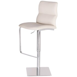 Intel Adjustable Height Swivel Bar Stool ..