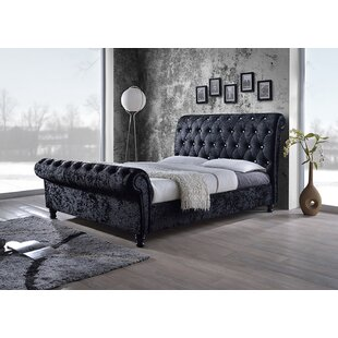 Madeley Upholstered Platform Bed by Everly Quinn Today Only Sale