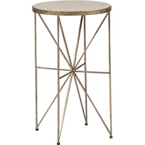 Nina End Table by Gabby