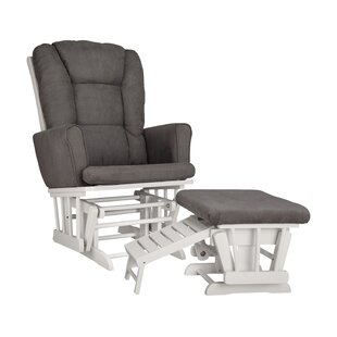 Sterling Nursing Glider & Ottoman by Graco