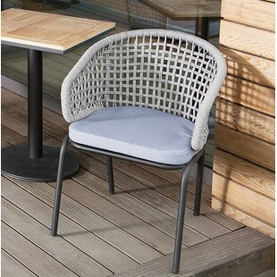 Heredia Garden Chair With Cushion (Set Of 2) By Sol 72 Outdoor