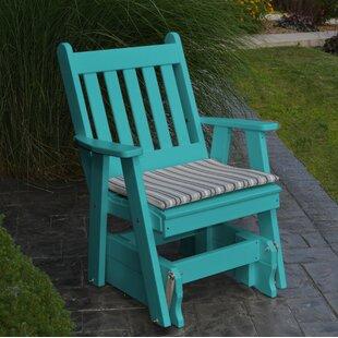 Red Barrel Studio Eduardo Glider Chair