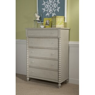 Compare prices La Crosse 5 Drawer Chest by Harriet Bee Reviews (2019) & Buyer's Guide