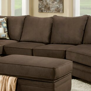 Cupertino Armless Loveseat by ..