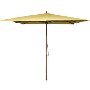 New Haven 8.5' Square Market Umbrella by Three Posts