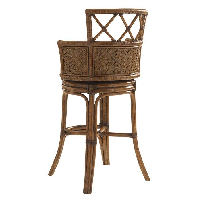 Fantastic Bali Hai Bar Counter Swivel Stool Ncnpc Chair Design For Home Ncnpcorg