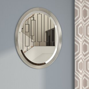 Mateo Wall Mirror By Charlton Home