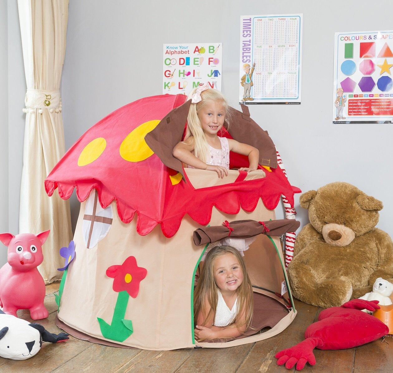 Freeport Park Mushroom Play Tent