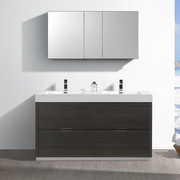 Bathroom Vanities: Wayfair Gray Bathroom Vanity
