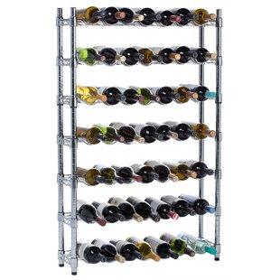 Epicurean 91 Bottle Floor Wine Rack