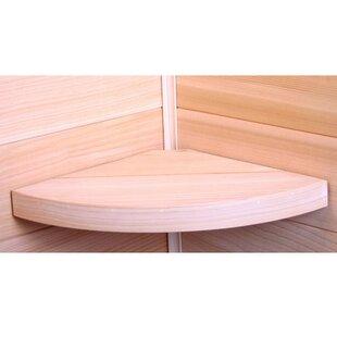 Baltic Leisure Cedar Corner Shelf