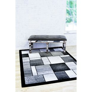 Bennet Gray Indoor/Outdoor Area Rug