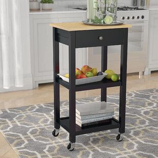 Jiron Kitchen Cart Zipcode Design