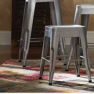 Moronta 18 Metal Accent Stool (Set of 4) by Williston Forge