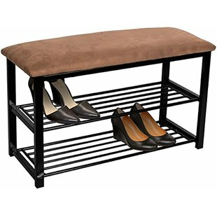 Find for 6 Pair Shoe Storage Bench By Red Barrel Studio
