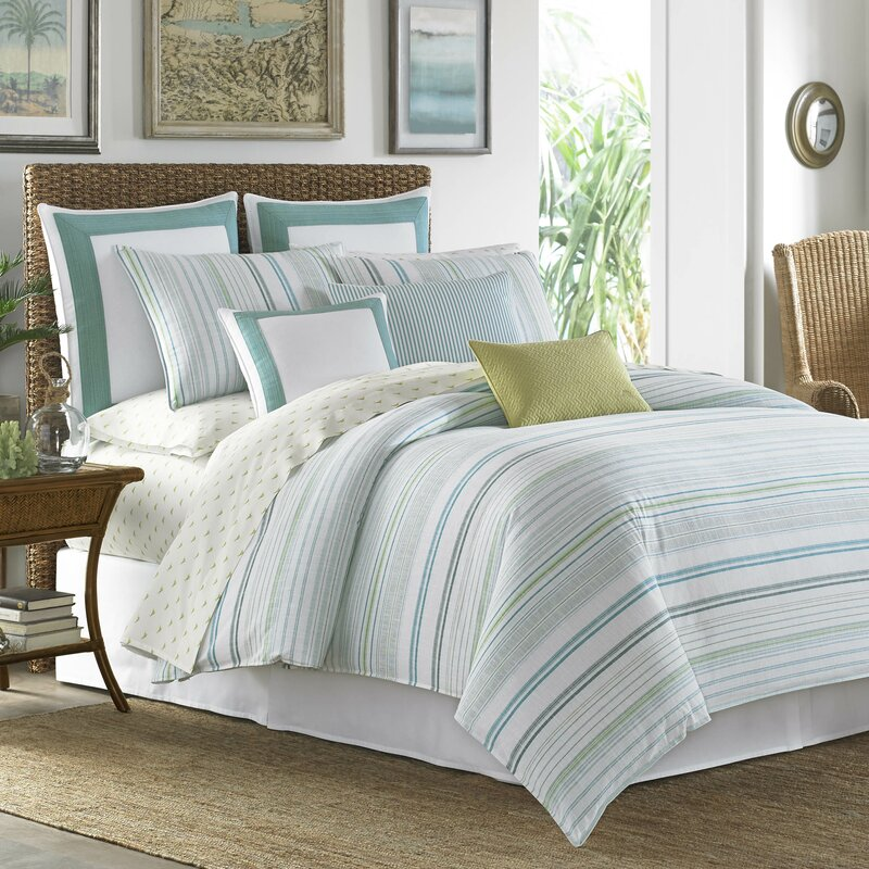 tommy bahama bedroom sets. La Scala Breezer 4 Piece Reversible Comforter Set by Tommy Bahama Bedding