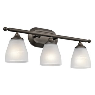 Buy luxury Wheatfield 3-Light Vanity Light By Andover Mills