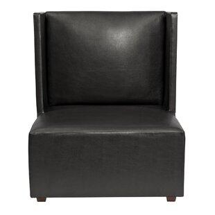 Amato Slipper Chair by Latitude Run