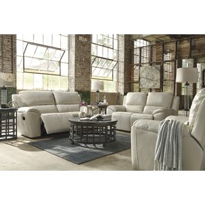 Latitude Run Johnston Configurable Living Room Set
