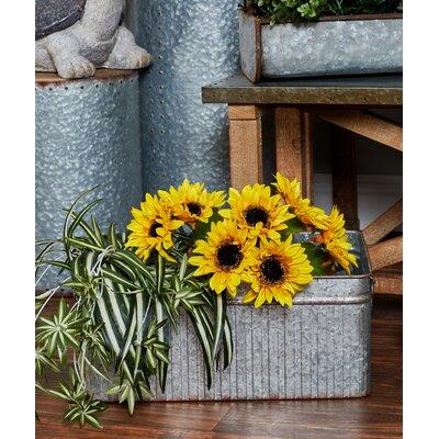 Arrian Farmhouse Rectangular 3 Piece Planter Box Set With Handle Joss Main