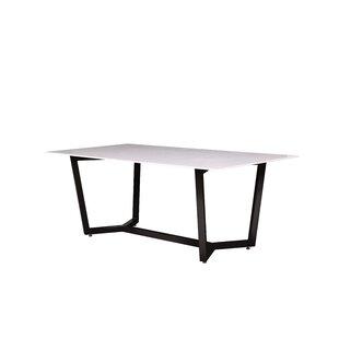 Caplan Dining Table by Diamond Sofa